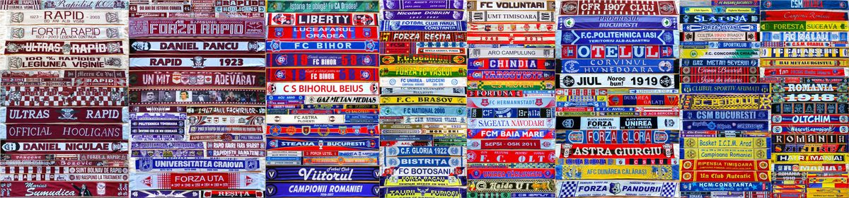 Colectie personala de materiale sportive