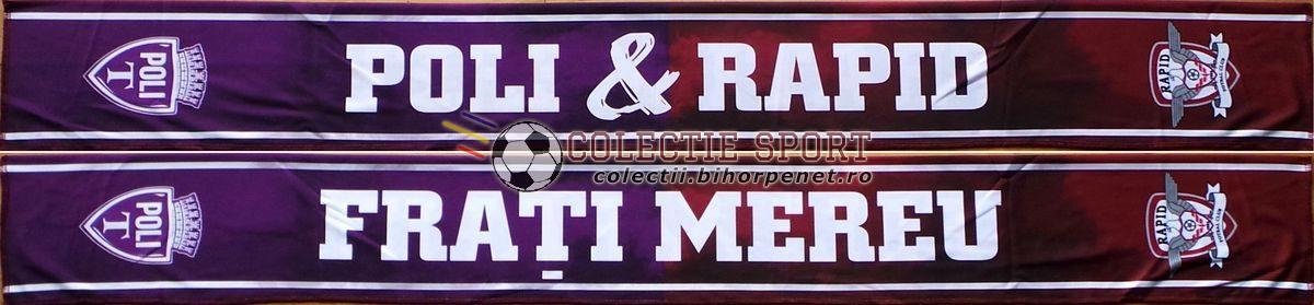 Poli & Rapid - Frați mereu - FC Rapid București @2019