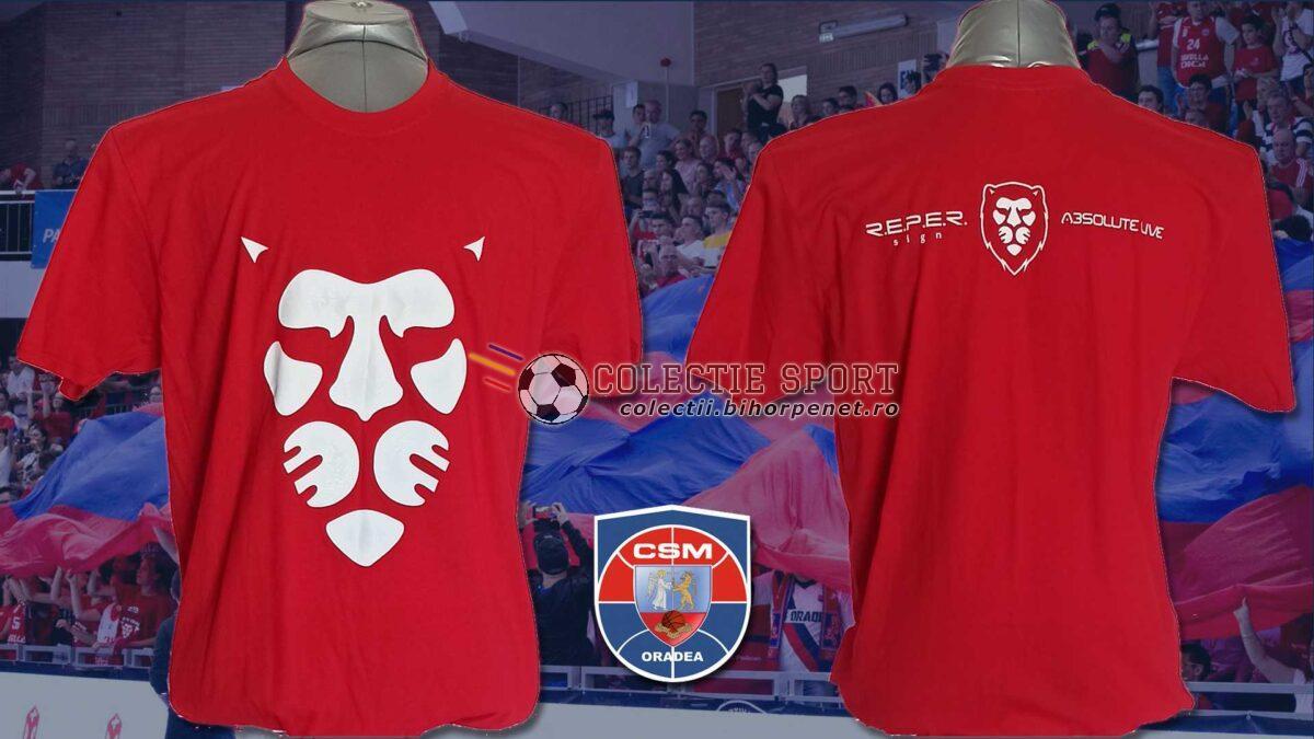 Tricou suporter CSM Oradea 2019